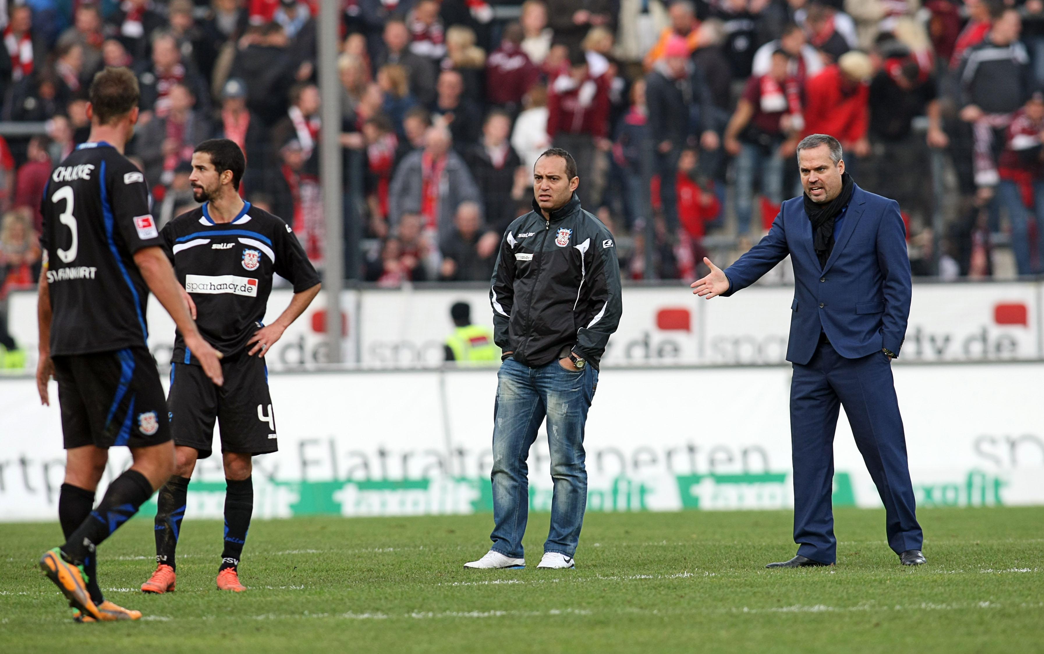 FSV Frankfurt – 1. FC Kaiserslautern, 2. FBL